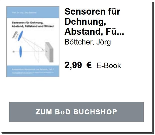 Sensoren für Dehnung, Abstand, Füllstand und Winkel - EBook