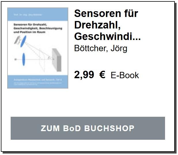 Sensoren für Drehzahl, Geschwindigkeit, Beschleunigung und Position im Raum - EBook