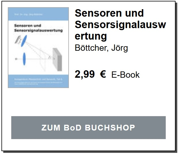 Sensoren und Sensorsignalauswertung - EBook