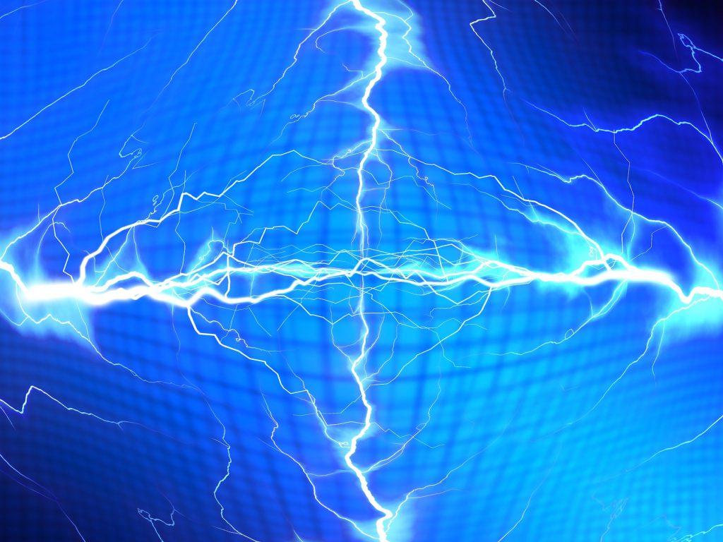Spannung, Strom, Leistung und Frequenz