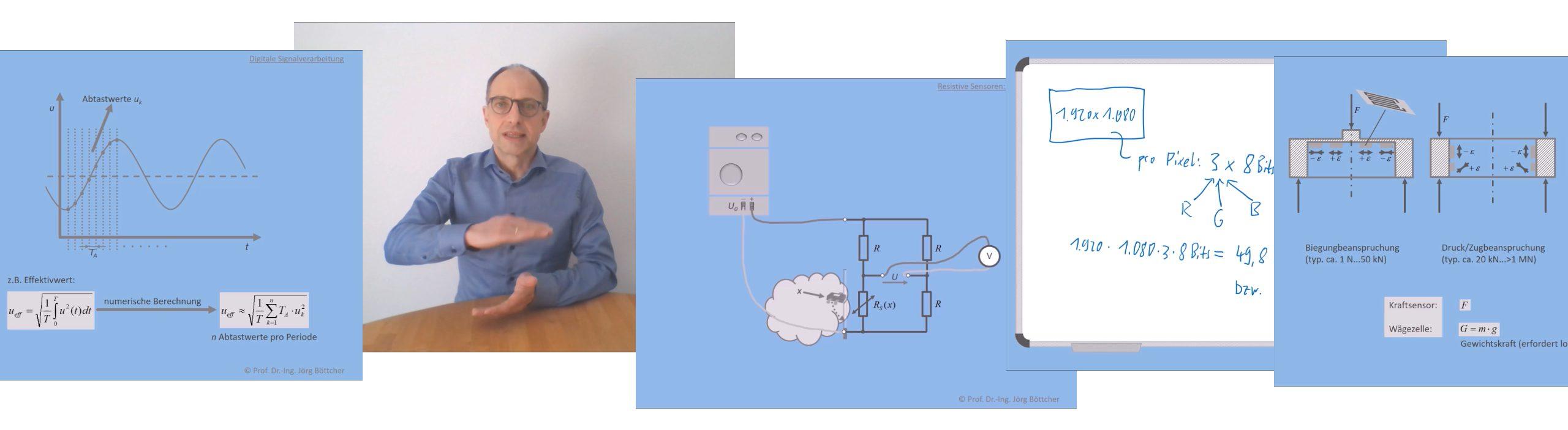 Messtechnik und Sensorik